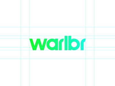 Warblr Branding china beijing innovation sideproject illustrator guides logo branding fashion