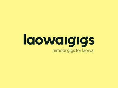 Laowaigigs | Remote jobs for Laowai china logo