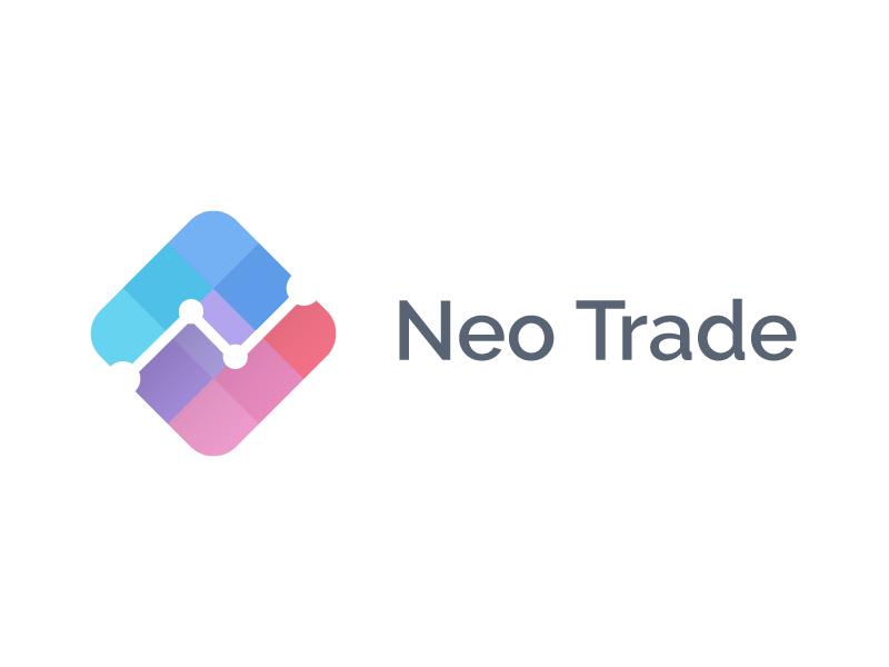 Trading / Blockchain logo by Vinoth | Dribbble | Dribbble