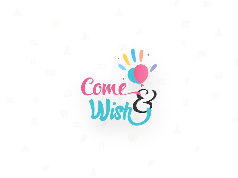 Event App logo icon hand lettered logo function balloon hand vector branding illustation typography logo event logo event app