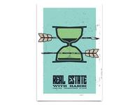 Real Estate Gig Poster