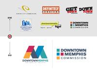 Downtown Memphis Commission Rebrand