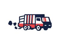 Garage Truck Icon