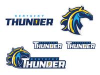 Kentucky Thunder Logos