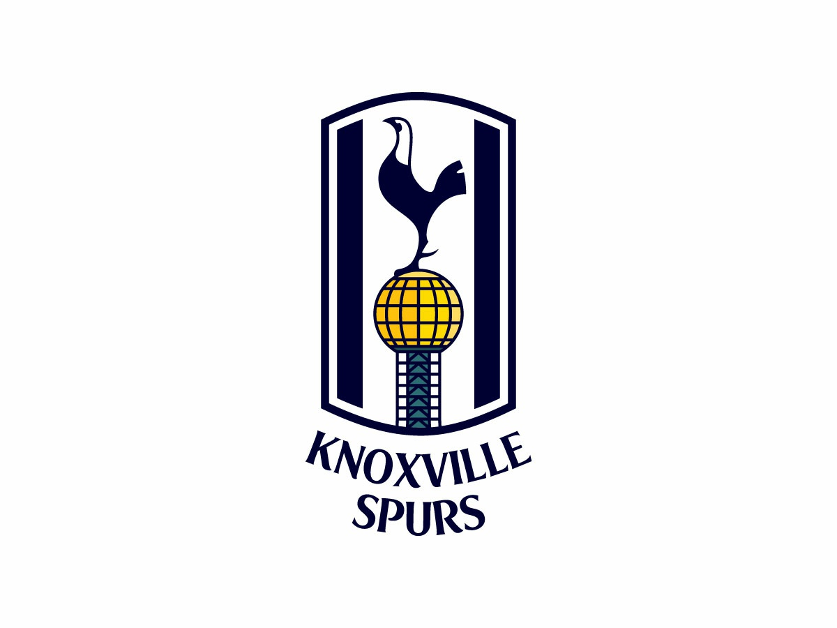 Knoxville Spurs Logo by Chris Porter on Dribbble