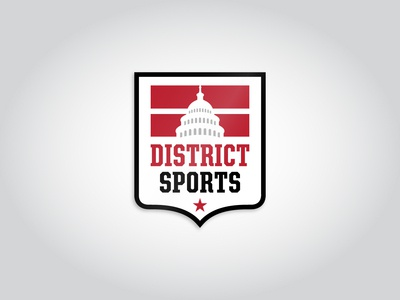 District Sports Soccer Crest