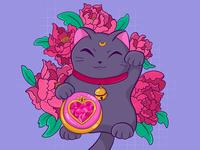 Lucky Cat Diana