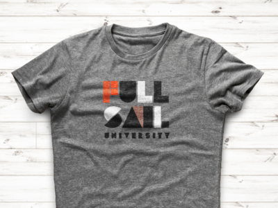 T-shirt Design for Full Sail University