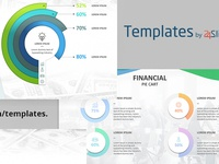 Financial Pie Graphs Templates | Free Download