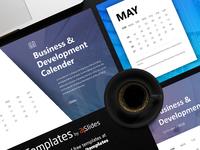 Business Calendar Templates | Free Download