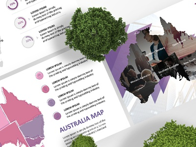 Australia maps powerpoint template free download by 24slides australia maps powerpoint template free download toneelgroepblik Image collections