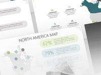 North America PowerPoint Template | Free Download