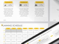 Planning Slides Presentation Template | Free Download