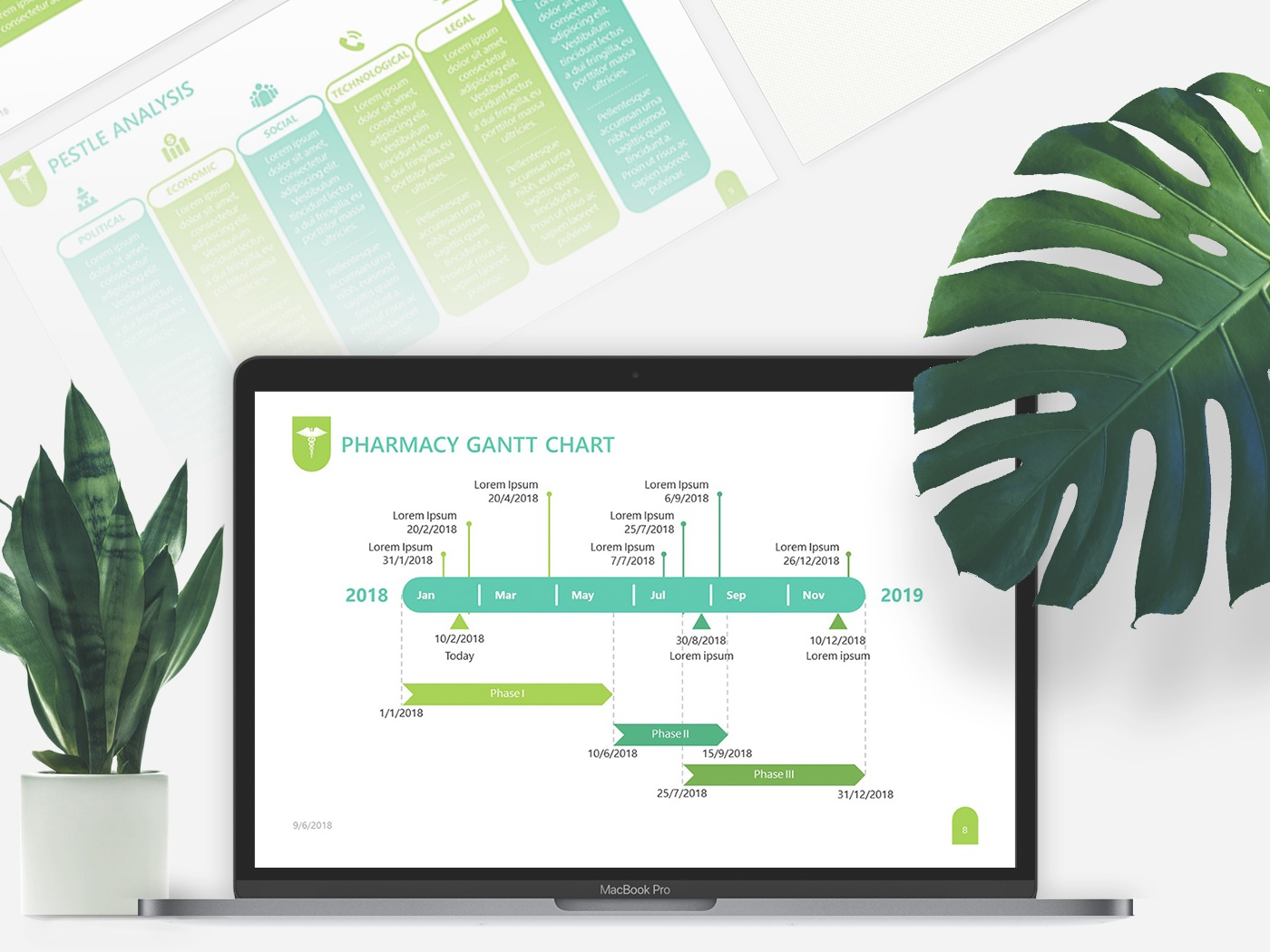 Pharmaceutical Powerpoint Template Free Download By 24slides