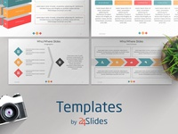 Explaining Who and Where Presentation Template | Free Download