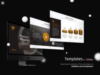 Mini Finance Template Pack | Free Download