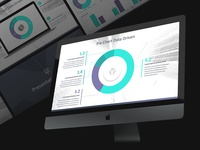 Corporate Data Presentation Template Pack | Free Download