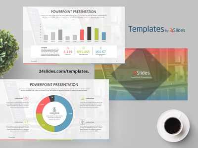 Generic Data Driven Presentation Template | Free Download download 24slides design keynote presentationlayout corporatedesign brandingstrategy powerpoint corporatebranding graphicdesign