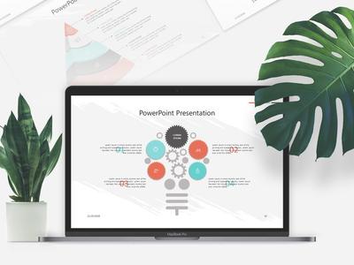 26-Slide Corporate Presentation Template Pack | Free Download download keynote graphicdesign modern 24slides free templates googleslides corporateidentity branding