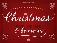 Season's Greetings this Christmas