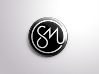 SM badge