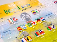 World Cup Football Wallchart (3)