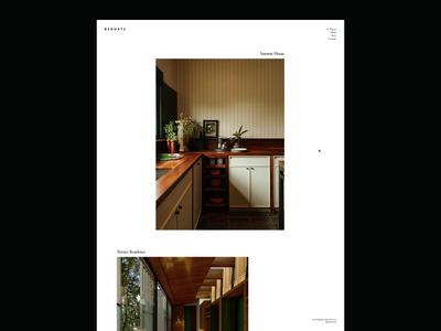 BERNATZ.1 threejs architecture shadow