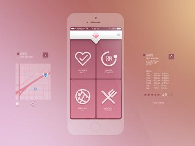 Hearts of Portland App