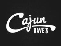 Cajun Dave's Logo