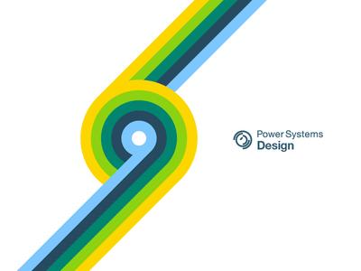 Power Systems Design colors team design thinking logo design power systems ibm