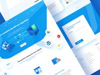 A WordPress migration website - Full