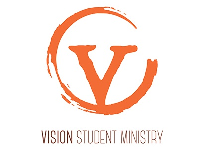 Vision Student Ministry Logo youth ministry logo youth group vision student ministry