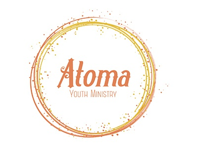 Atoma Youth Ministry Logo -YouthGroupLogos.com christ christian youth group student ministry youth ministry atoma