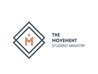 The Movement Student Ministry Logo movement faith based christian youth ministry youth group student ministry the movement