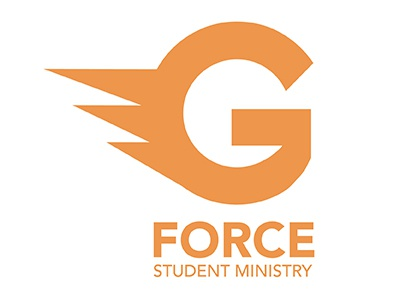 G Force Student Ministry - YouthGroupLogos.com jesus faith church christian youth group youth ministry student ministry g force g-force