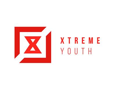 Xtreme Youth - YouthGroupLogos.com jesus christian church student ministry youth ministry youth group extreme logo xtreme