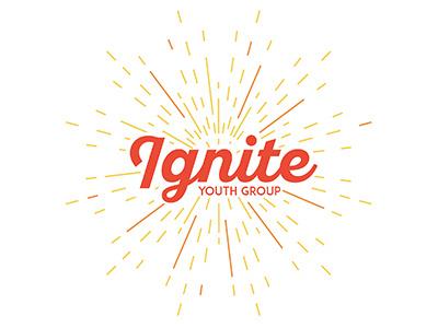 Ignite Youth Group - YouthGroupLogos.com jesus faith christian church student ministry youth ministry youth group ignite