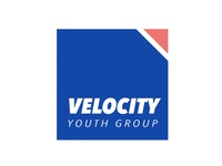 Velocity Youth Group - YouthGroupLogos.com branding logo christian logo christian church youth ministry youth group ministry customize template custom logo velocity