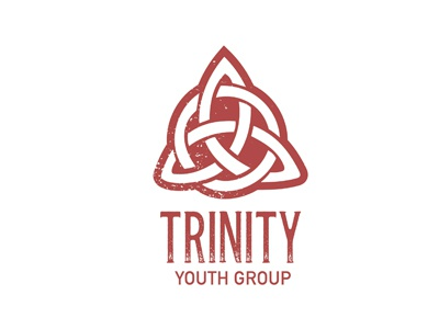 Trinity Youth Group - YouthGroupLogos.com branding logo christian logo christian church youth ministry youth group ministry customize template custom logo trinity