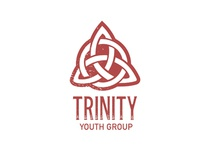Trinity Youth Group - YouthGroupLogos.com branding logo christian logo christian church youth ministry youth group ministry customize template custom logo trinity