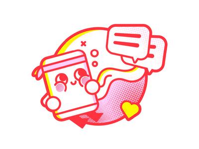 sticker four