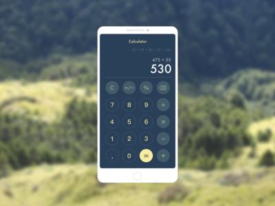 #004 Calculator