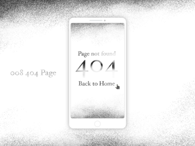 #008 404 Page