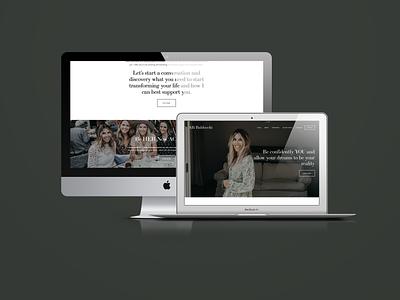 Squarespace Website blogger template branding web design website design squarespace design squarespace