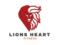 Lion's Heart Fitness Logo - Scrapped file