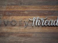 Ivory Thread Women's Boutique Logo
