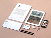 Alli B California Interior Designer Logo Website Branding