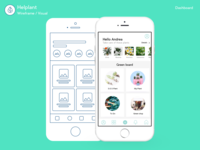 Helplant - Botanic App
