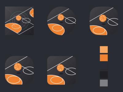 My Court Adaptive Icon