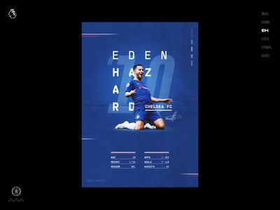 The Top 6 - Eden Hazard